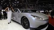 LVCHI Auto Venere : le must de la berline électrique
