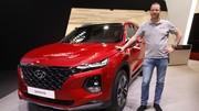 Hyundai Santa Fe : nos impressions à bord du SUV familial