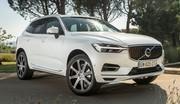 Volvo: le XC60 descend en gamme avec des versions tractions