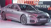 Première mondiale pour la nouvelle Audi A6
