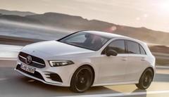 Mercedes Classe A 2018 : Technologiquement vôtre