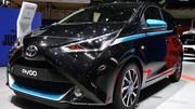 Toyota Aygo restylée : nos photos depuis le salon de Genève