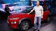 Hyundai Kona Electric : nos impressions à bord du petit SUV électrique