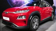 Hyundai Kona Electric, une version ''+'', une version ''-''