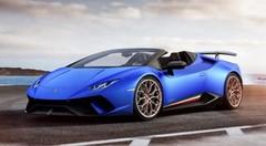 Lamborghini Huracán Performante Spyder : brushing assuré !