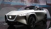 Nissan IMx Kuro, en attendant le SUV électrique