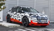 Audi e-tron Prototype : le buzz du SUV électrique