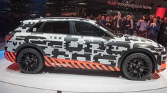 L'Audi e-tron: dernier sprint jusqu'à la production