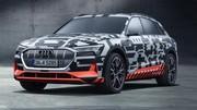 Audi E-tron : prêt à sortir