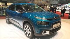 Citroën C4 Cactus: berlinisée