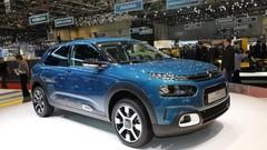 Citroën C4 Cactus : rétropédalage à Genève