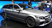 Nos photos de la Mercedes-AMG C43