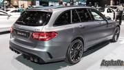 Mercedes AMG C43, le bestseller mis à jour