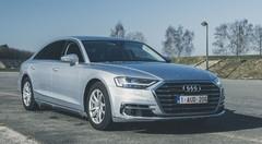 Essai Audi A8 L 50 TDI