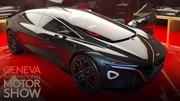 Lagonda Vision Concept : le luxe électrique et autonome façon Aston Martin
