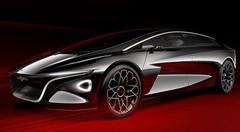 Lagonda Vision Concept : la surprise de Gaydon au Salon de Genève
