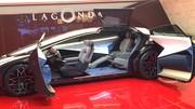 Aston Martin Lagonda Vision concept : électro-baroque