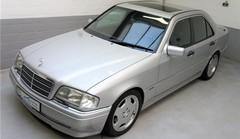 Marche arrière: La Mercedes C36 AMG