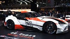 Toyota Supra GR Racing : La course pour commencer