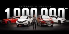 Honda relance la garantie d'un million de kilomètres