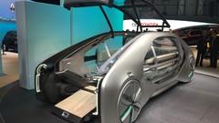 Renault EZ-GO concept : le taxi du futur