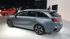 Kia Ceed SW : break de charge