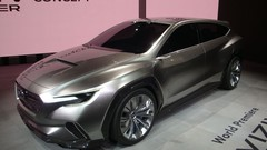 Subaru Viziv Tourer: musclé