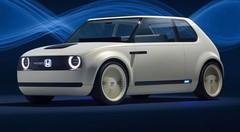 Honda : l'Urban électrique confirmée pour 2019