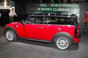 Mini Clubman John Cooper Works : La plus affûtée des Mini