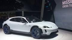 Porsche Mission E Cross Turismo : entre Model S et Model X