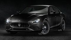 Des éditions Nerissimo pour les Maserati Ghibli, Quattroporte et Levante