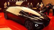 Lagonda Vision Concept : électrique mais surtout sans matières animales