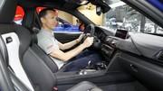 Genève 2018 : à bord de la BMW M3 CS !