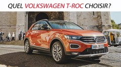 Quel Volkswagen T-Roc choisir?