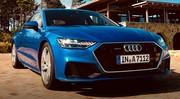 Essai l'Audi A7 Sportback (2018) : une A8 dynamique avec le style en plus