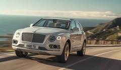 Bentley Bentayga Hybrid : le mastodonte écologique de Crewe