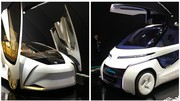 Toyota Concept-I Series : futur intelligent