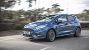 A bord de la nouvelle Ford Fiesta ST (2018)