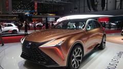 Lexus LF-1 Limitless : le SUV GT