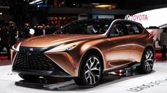 Lexus LF-1 Limitless : Le bien nommé