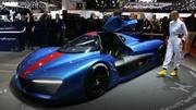 Pininfarina H2 Speed, 12 exemplaires pour cette supercar fonctionnant à l'hydrogène