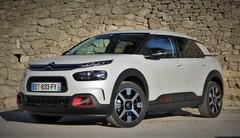 Essai Citroën C4 Cactus restylée (2018) 1.2 Puretech 110 EAT6 : bonne boîte, mauvaise compacte ?