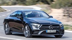Essai Mercedes CLS : la quadrature de la berline