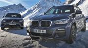Essai BMW X3 vs Mercedes GLC : Bataille chez les SUV compacts premium