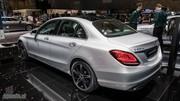 Mercedes Classe C Diesel Hybrid & C200 EQ Boost
