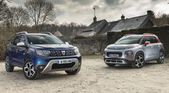 Essai Dacia Duster vs Citroën C3 Aircross : Lutte des classes