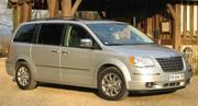 Essai Chrysler Grand Voyager : Le père tranquille