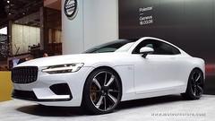 Polestar 1, un coupé hybride rechargeable pour le prestige