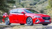 Essai Opel Insignia GSi : elle mise sur son châssis sportif et son équipement