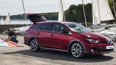 Toyota Auris break: une série limitée Freestyle